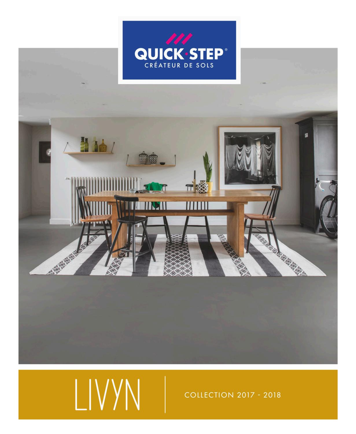 sous couche quick step livyn quick step lame pvc clipser. Black Bedroom Furniture Sets. Home Design Ideas