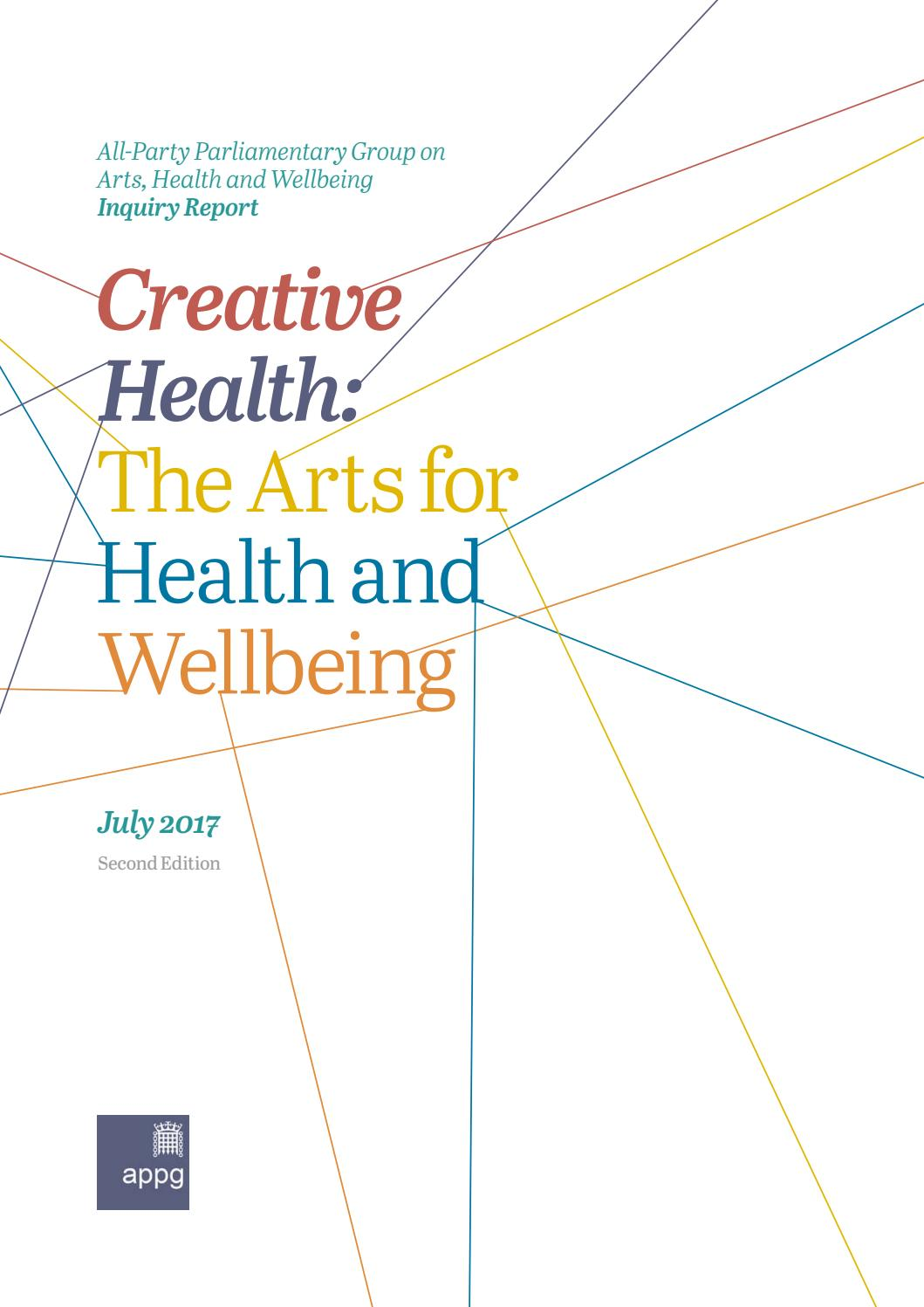 Creative Health Inquiry Report 2017 Second Edition By Alexandra 10 Watt Led Driver Circuit 1024 776 Coulter Issuu