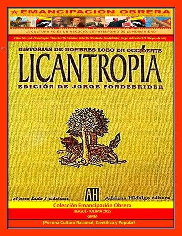 Licantropos by ANDRES MAURICIO RAMIREZ CARRILLO - issuu