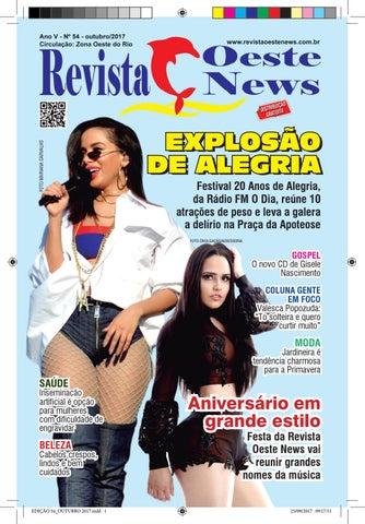 Revista oeste news edição 54 outubro by REVISTA OESTE NEWS - issuu 0c0ad12c51