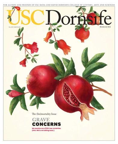 USC Dornsife Magazine Fall 2017-Winter 2018 (spreads) by USC
