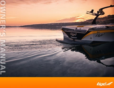 2013 tige owner s manual by tige boats issuu rh issuu com 2001 tige owners manual tige owners manual 95