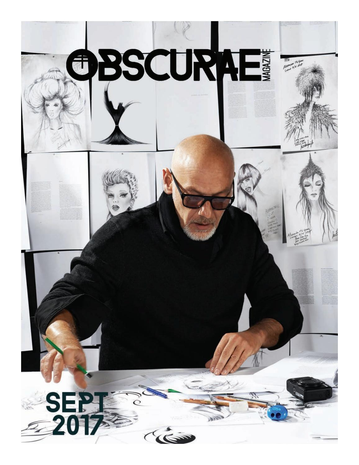 c1c512e134f6 Obscurae Magazine Volume 33 Fall Issue by Obscurae Magazine - issuu