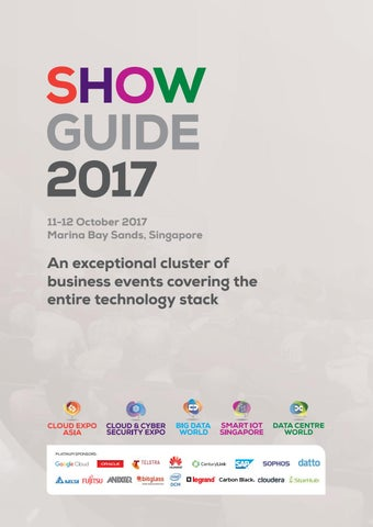 Cloud Expo Asia 2017 Show Guide by Closer Still - issuu