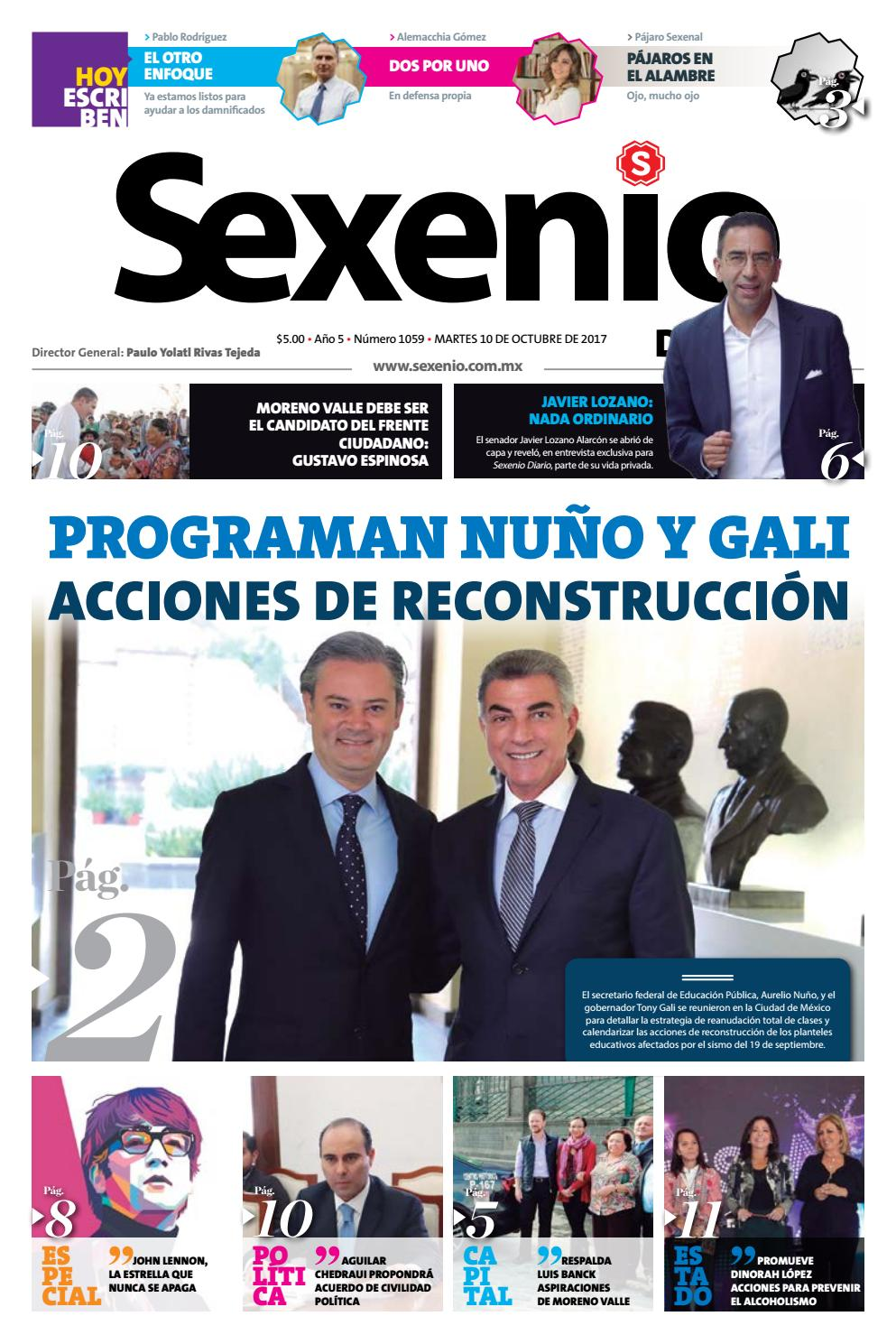 1059 by Sexenio - issuu