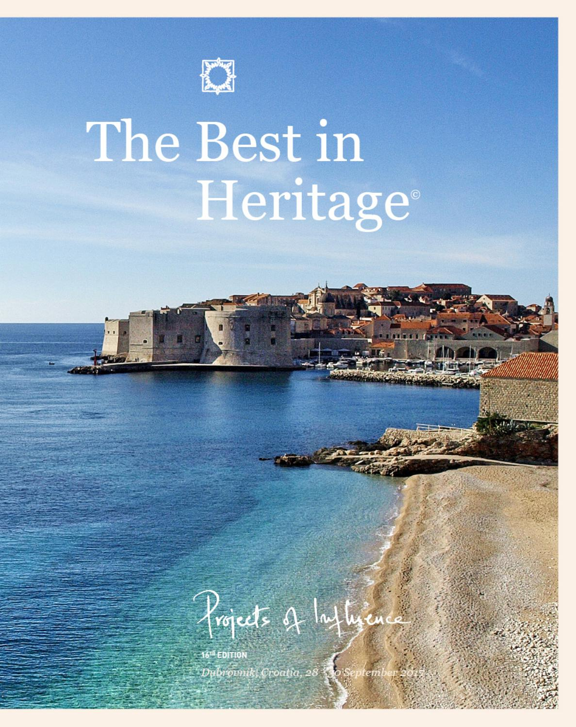 The Best In Heritage 2017 By Best In Heritage Issuu