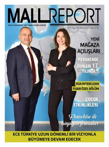 c523e4dfbb9fe Mall Report Ekim 2017 by Demircan Medya - issuu