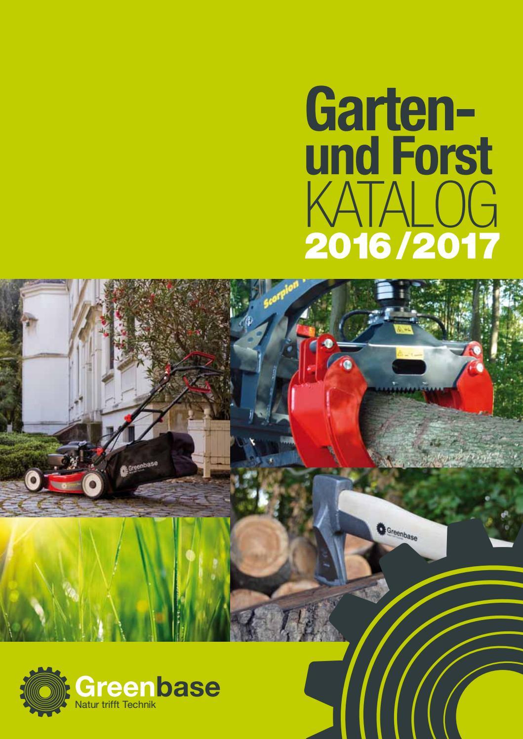 Greenbase Katalog 2017 by Matterstock GmbH - issuu