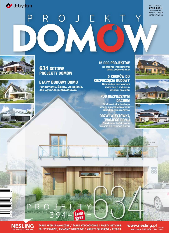 Projekty Domow 33 Cz 1 By Dobry Dom Issuu
