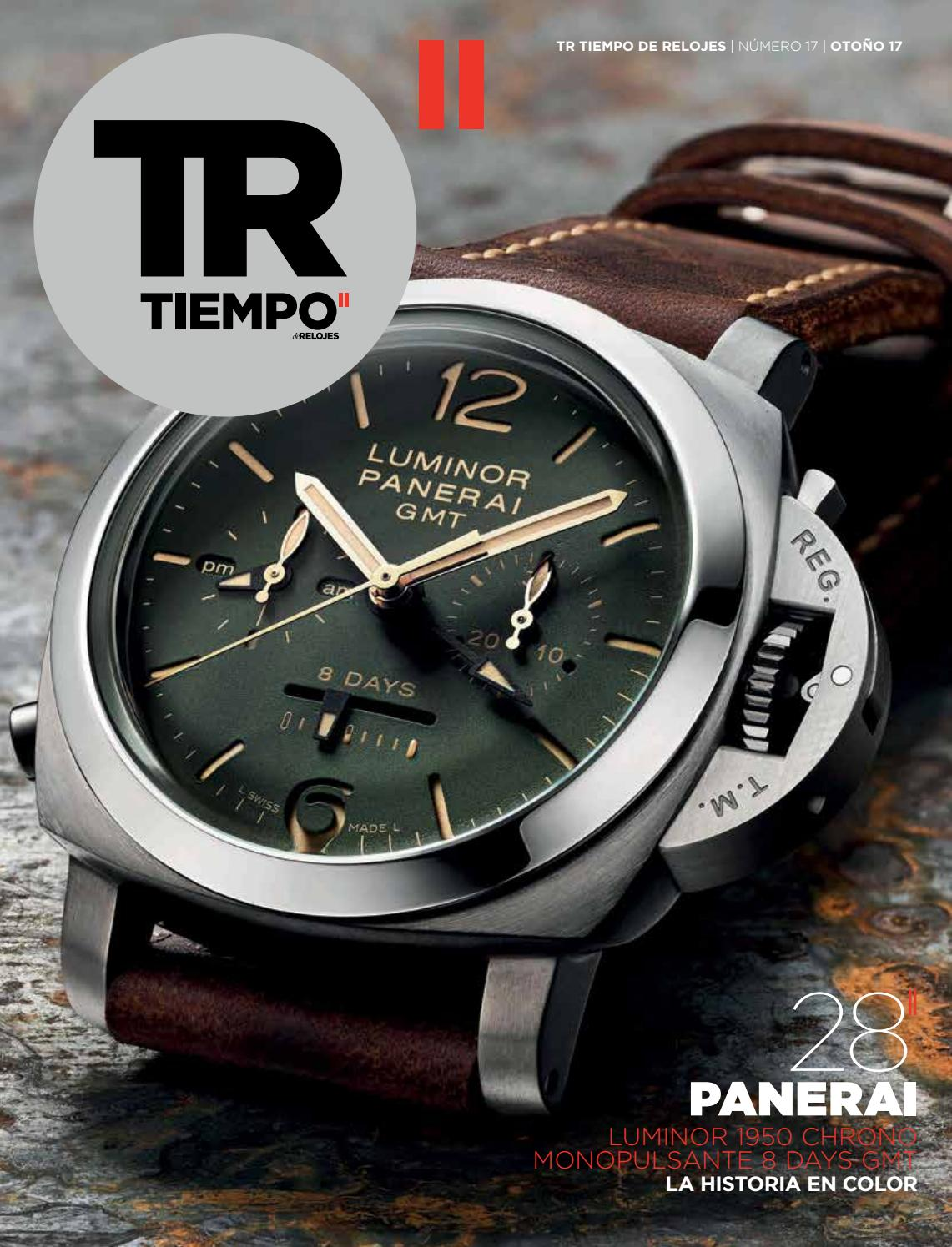 d3c056266002 Tr tiempoderelojes numero 17 by Ed-Tourbillon.Spain - issuu