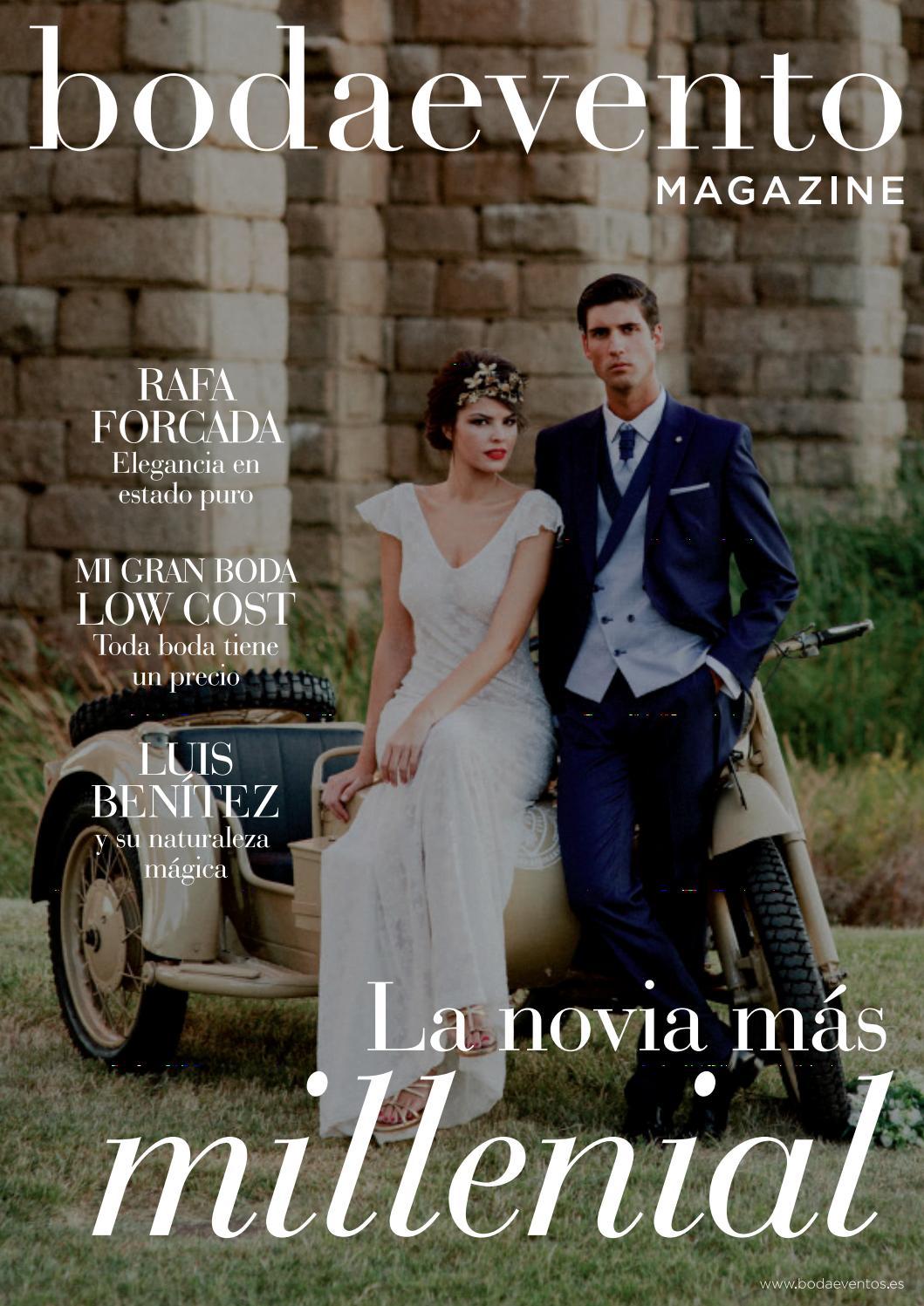 26ab441f37 2º edición bodaevento Magazine by Bodaevento Magazine - issuu