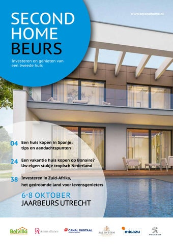 a0d5342ef30 Magazine Second Home Beurs Utrecht - Oktober 2017 by SecondHome - issuu