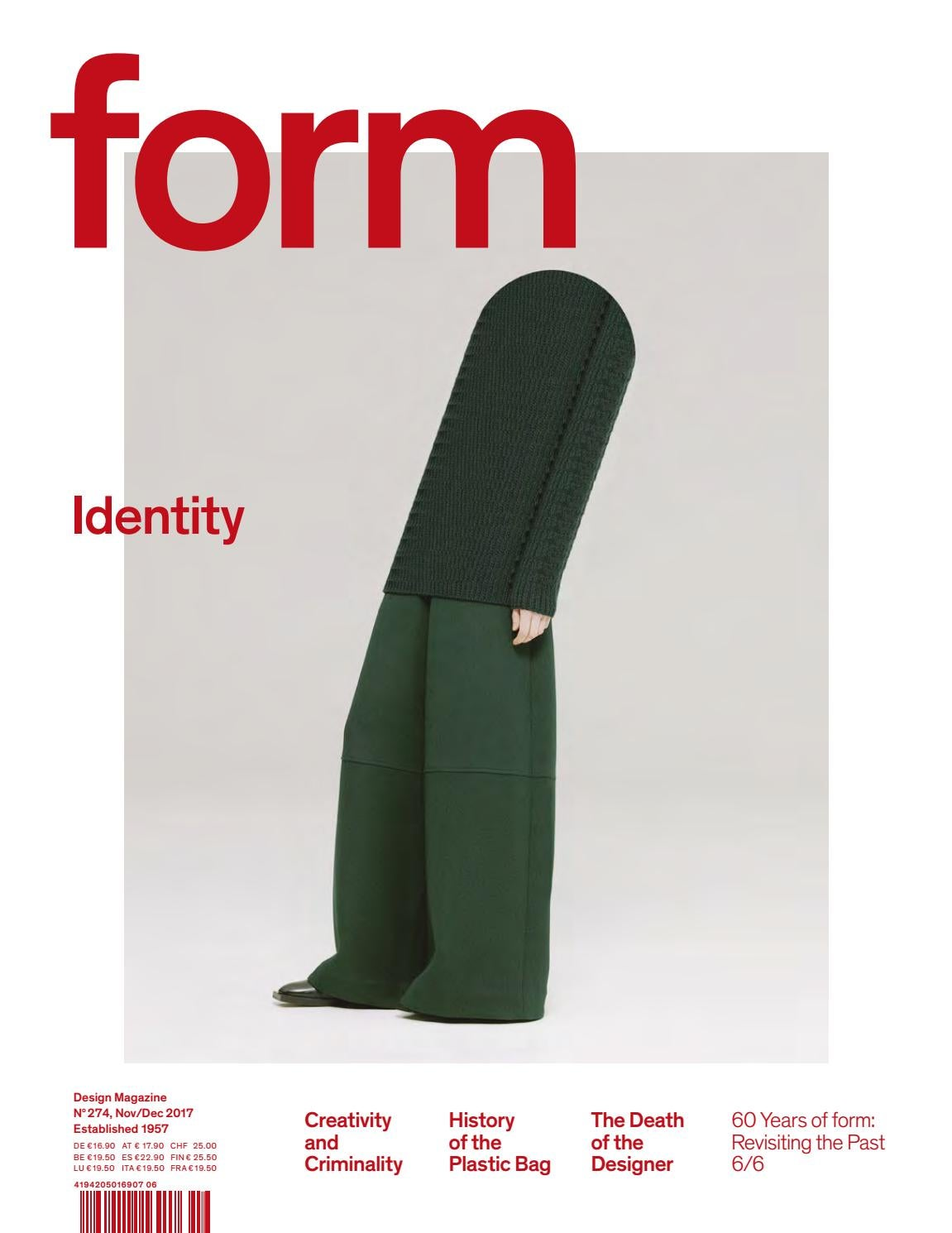 Form 274 Identity By Verlag Gmbh Co Kg Issuu Fp Multi Hijab Style Ideas 3 30 Gaya