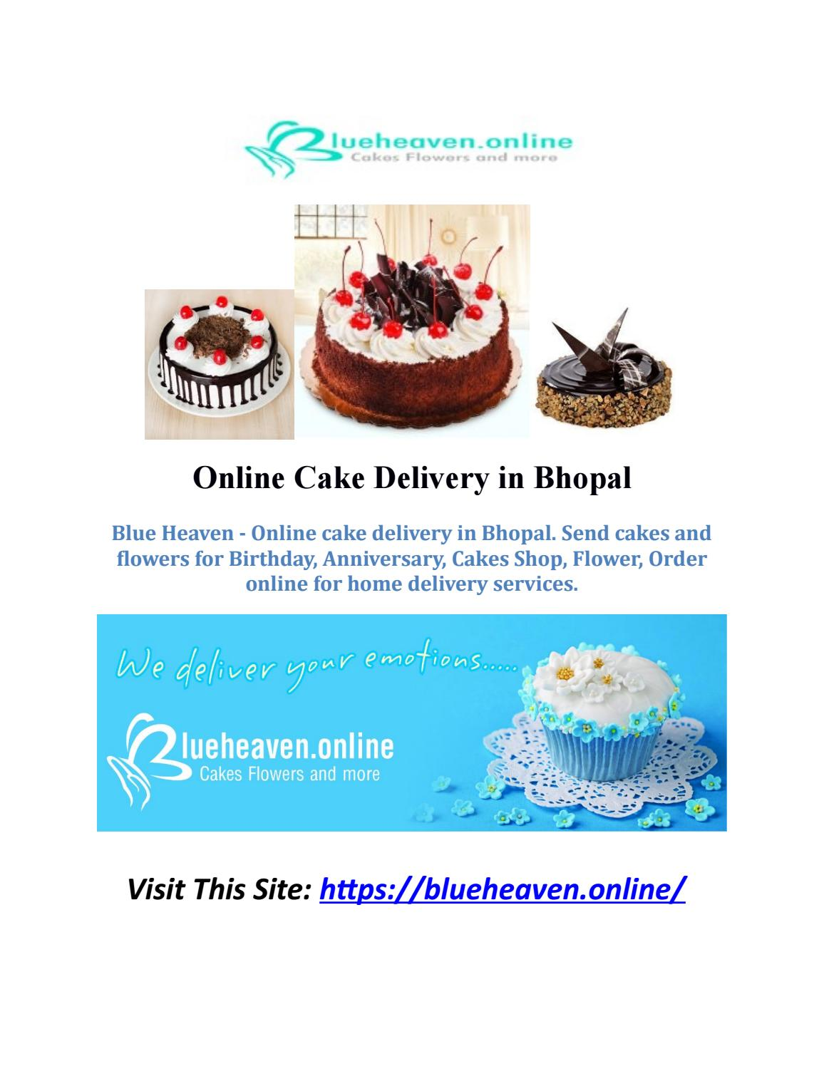 Online Cake Delivery In Bhopal By Megan Wade Issuu