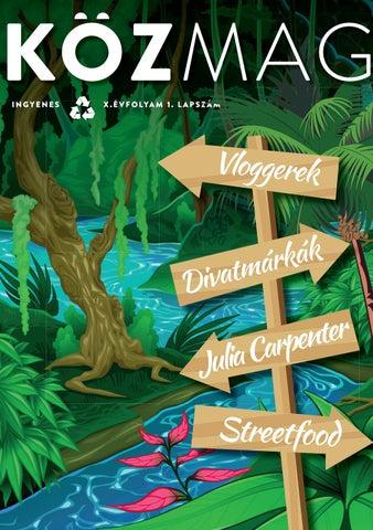 """Cover of """"KÖZMAG Tanévnyitó Lapszám - Jász-Nagykun-Szolnok 2017.09"""""""