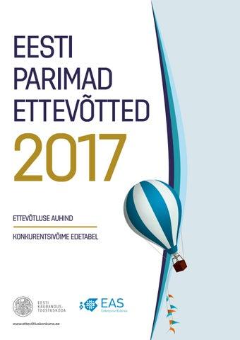 6b679da17f5 Eesti parimad ettevõtted 2017 by Eesti Kaubandus-Tööstuskoda ...