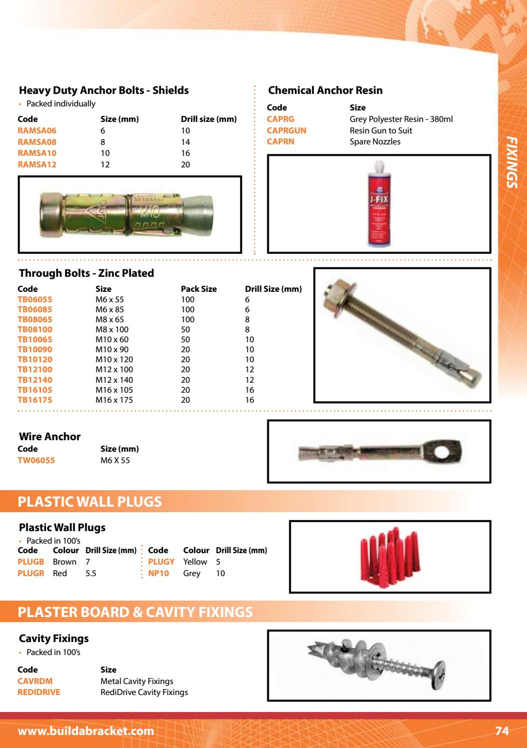 R&M Fixings and Support Catalogue by David Bell - issuu
