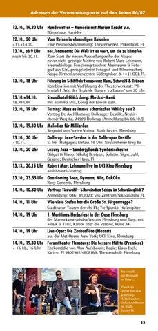 Flensburg Programm 042017 By Flensburg Programm Issuu
