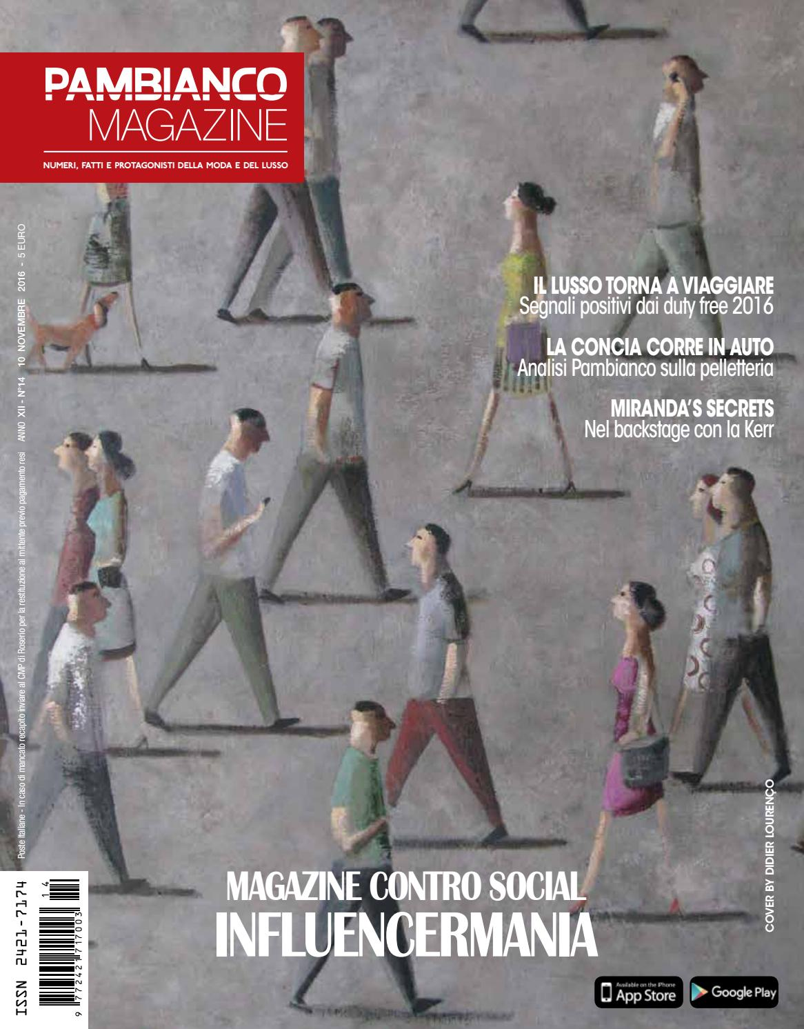 Pambianco magazine N14 XII by Pambianconews - issuu d0d2dece394