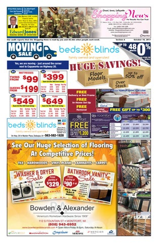 GIL Shopping News 10-10 by Woodward Community Media - issuu