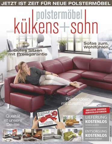 kuelkens sohn prospekt polster 10 2017 by perspektive werbeagentur issuu. Black Bedroom Furniture Sets. Home Design Ideas