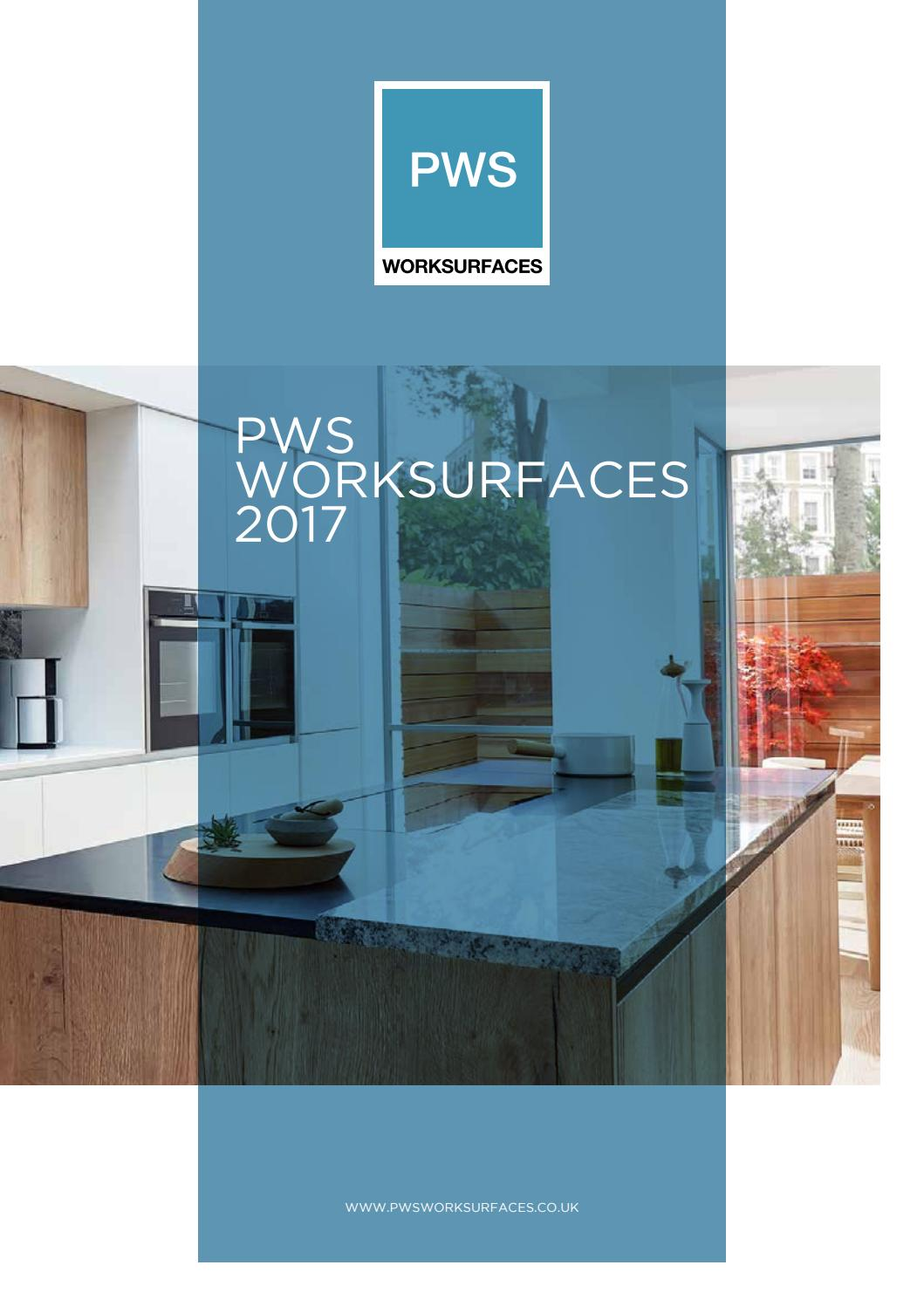 PWS Worksurfaces Directory 2017 by PWS Distributors Ltd - issuu