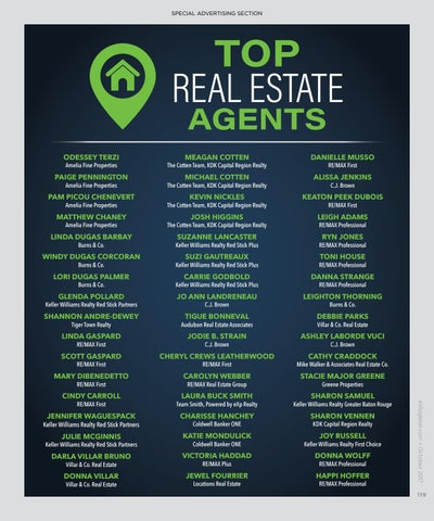 536a692ea6df7 Fall 2017 Baton Rouge Top Real Estate Agents by Baton Rouge Business ...