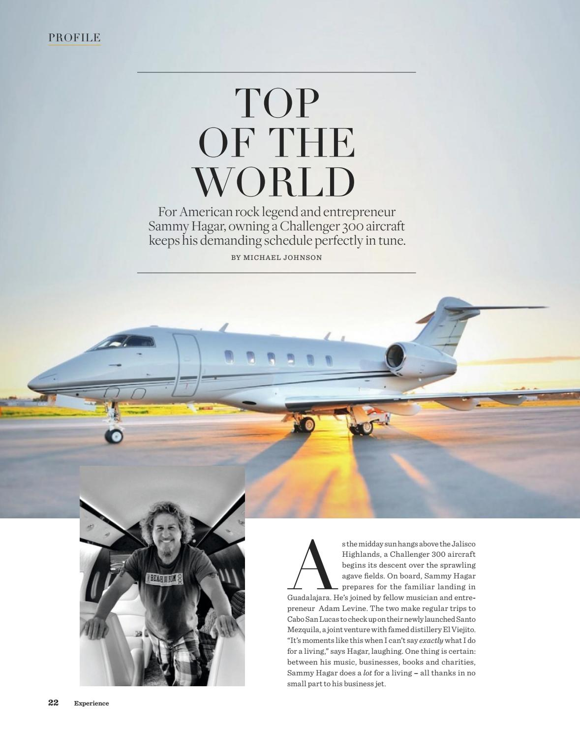 Bombardier Experience Magazine 29 By Bookmark Content And Communications Issuu