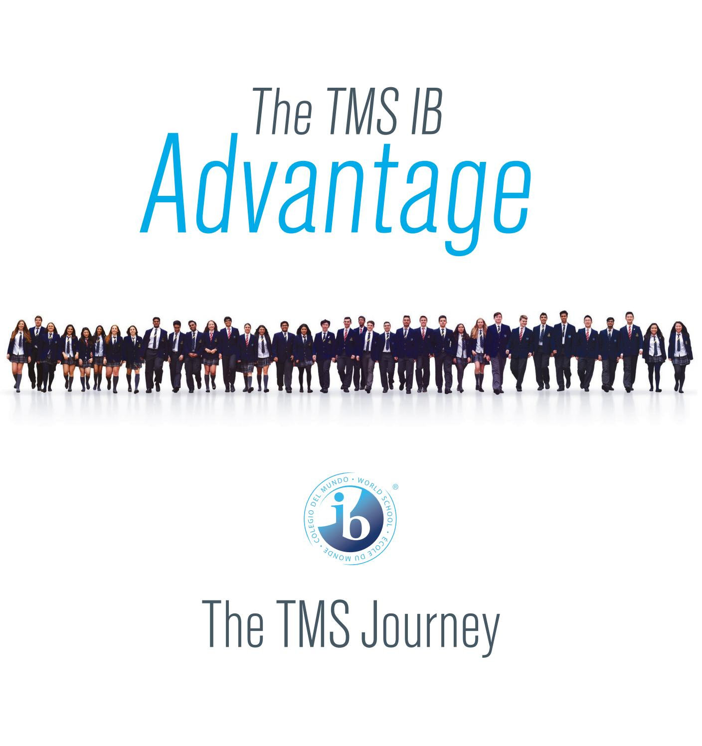 TMS Advantage by TMS - issuu