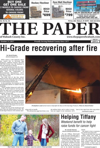 The Paper Of Wabash County Oct 11 2017 Issue By The Paper Of