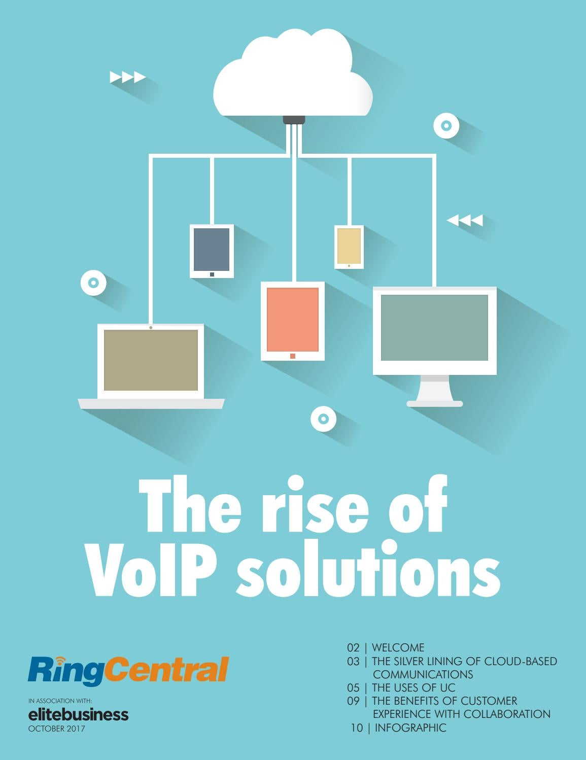 The rise of VoIP solutions – sponsored by RingCentral by