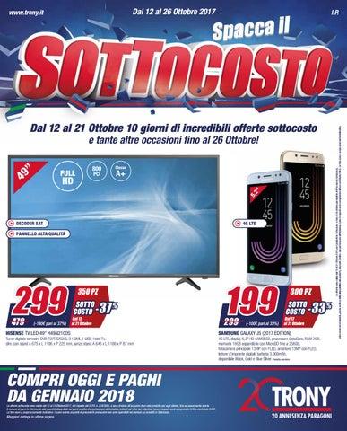 Trony Porta Tv.Da Trony Spacca Il Sottocosto By Trony Tacabanda Issuu