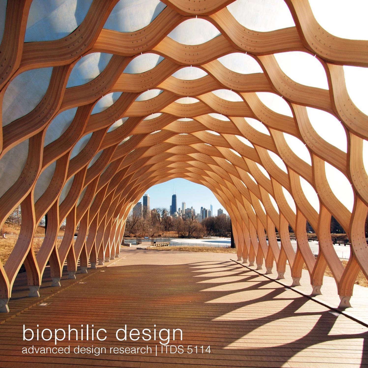 biophilia design by jessie bean