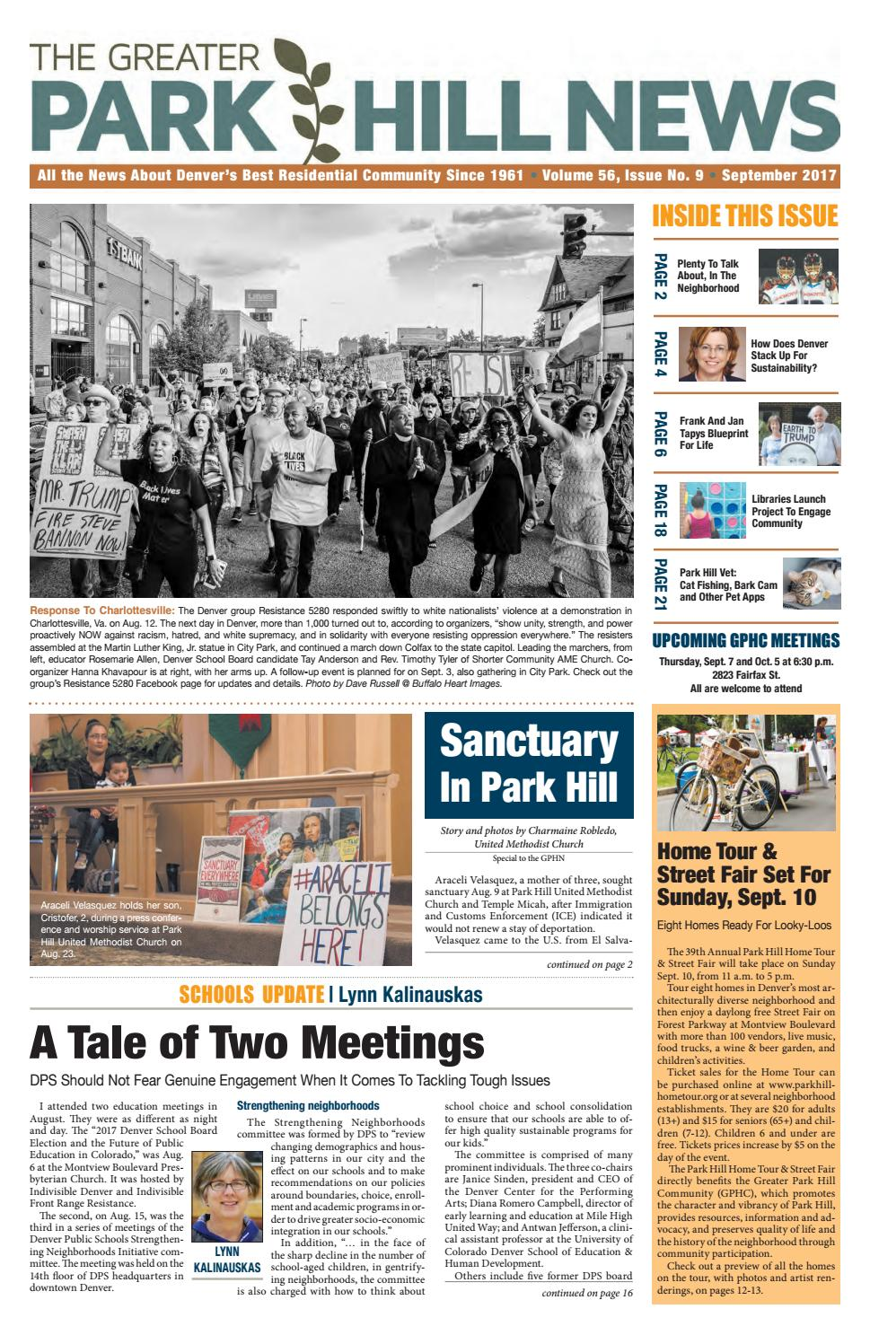 Greater park hill news september 2017 by greater park hill news greater park hill news september 2017 by greater park hill news issuu malvernweather Choice Image