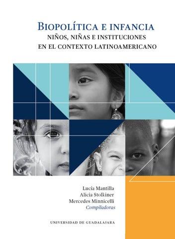 4374b0ee0f207 Biopolítica e infancia. Niños