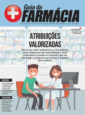 939bfe14e 296 - Julho 2017 - Farmacêutico na mira by Guia da Farmácia - issuu