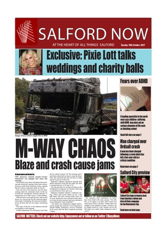Salford Now Oct10edition By Salford Journalism Issuu
