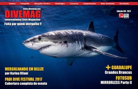 9ecc9982e DIVEMAG | Edição 69 | International Dive Magazine by Kadu Pinheiro ...