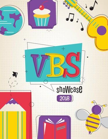 Cokebury S Vbs Showcase 2018 Catalog By United Methodist