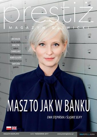 Prestiż Magazyn Gliwicki Październik Nr 082017 By Prestiż