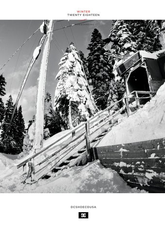 fee715a2b Dc snowboarding winter 18 by Angelyssa Granillo - issuu