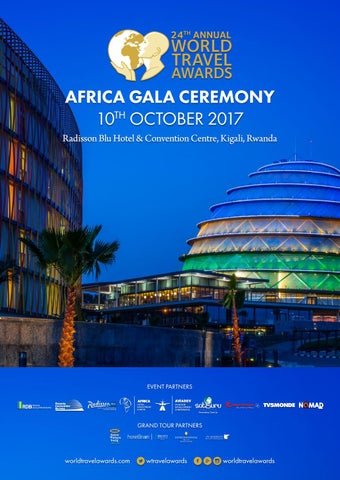 World Travel Awards Africa Gala Ceremony 2017 by World