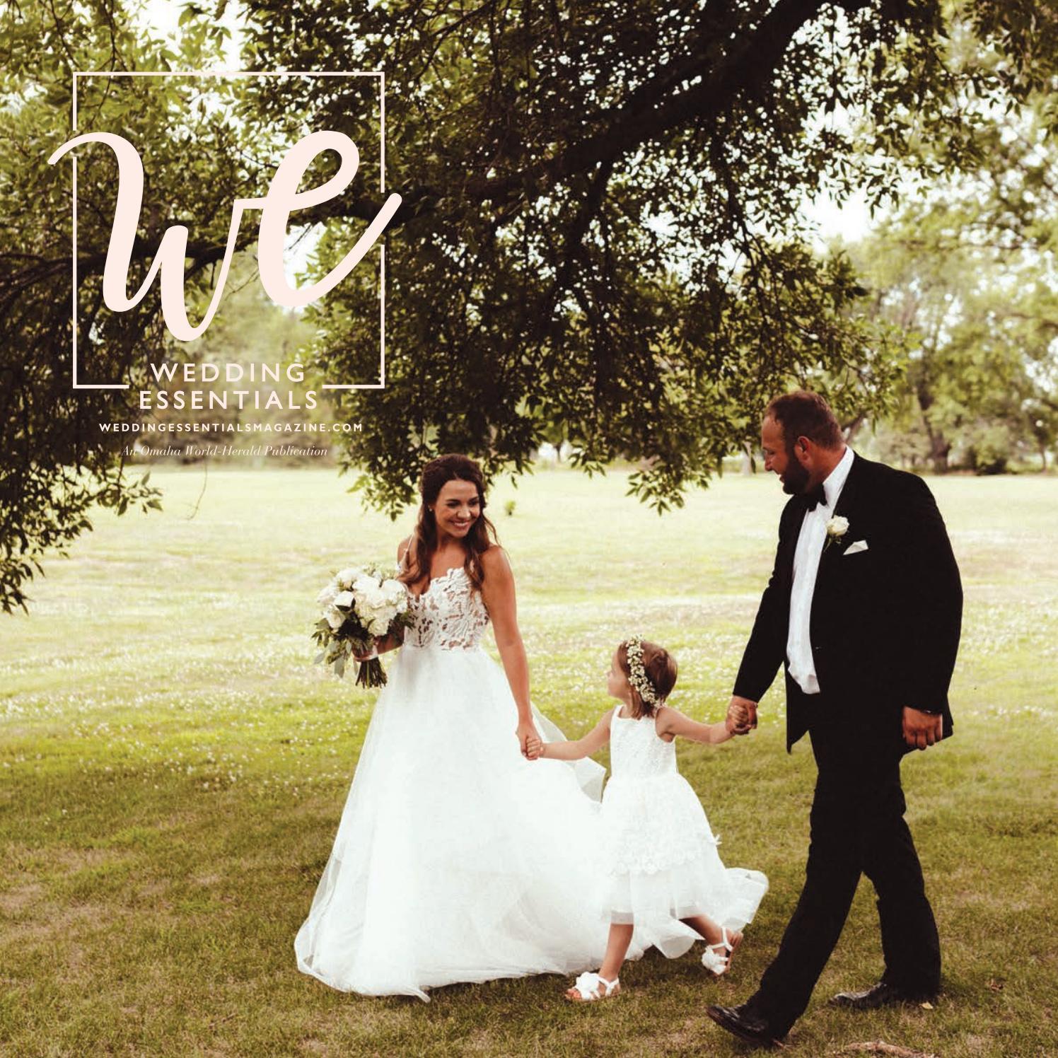 8a82846096c Wedding Essentials - Fall 2017 by Omaha World-Herald - issuu