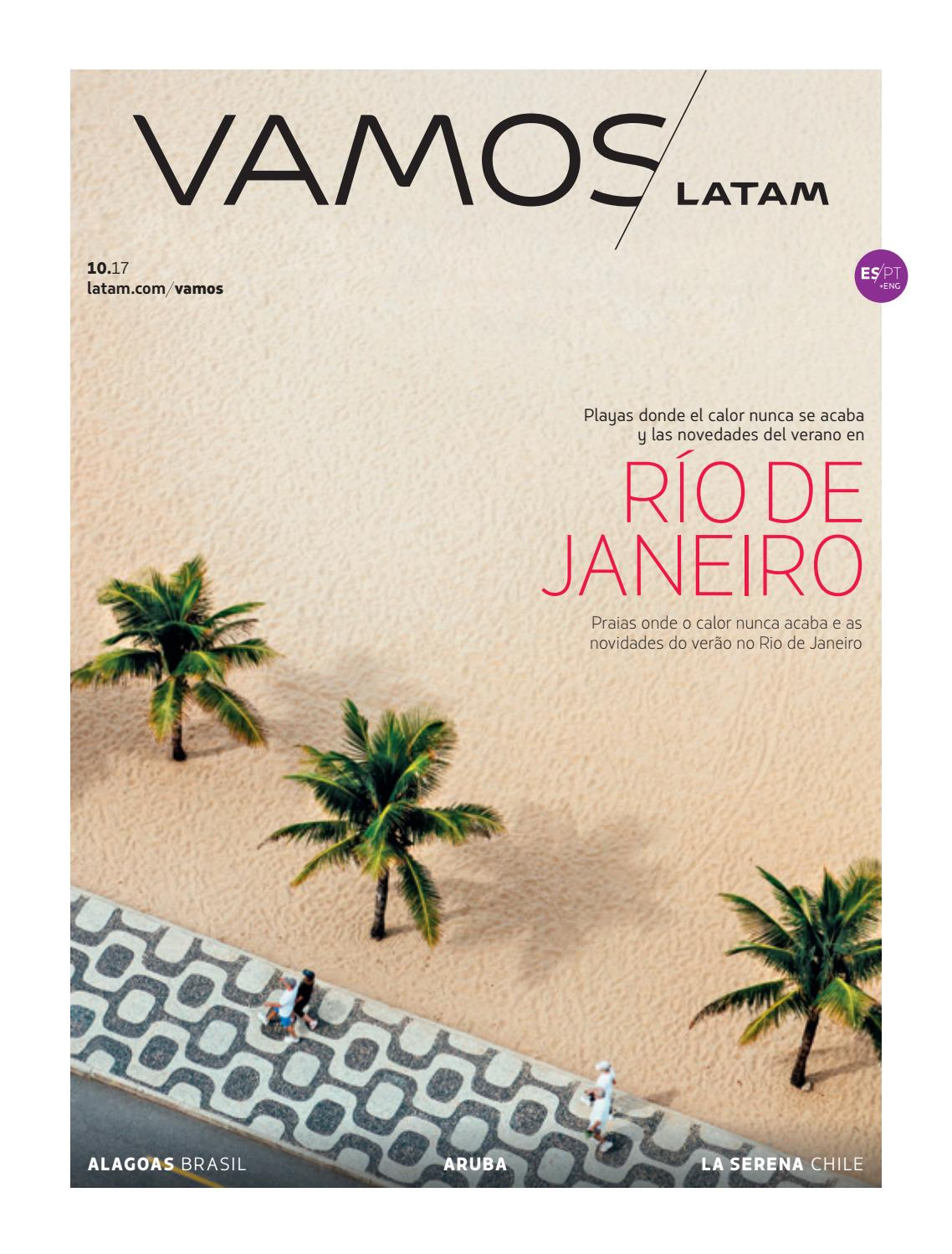 Vamos latam octubre 2017 by spafax issuu fandeluxe Images