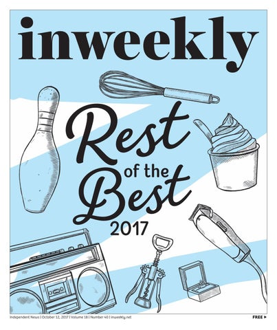 Inweekly Oct 12 2017 By Inweekly Issuu