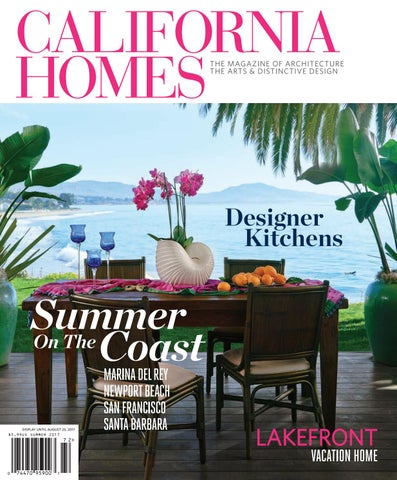 Beautiful California Home And Design Magazine