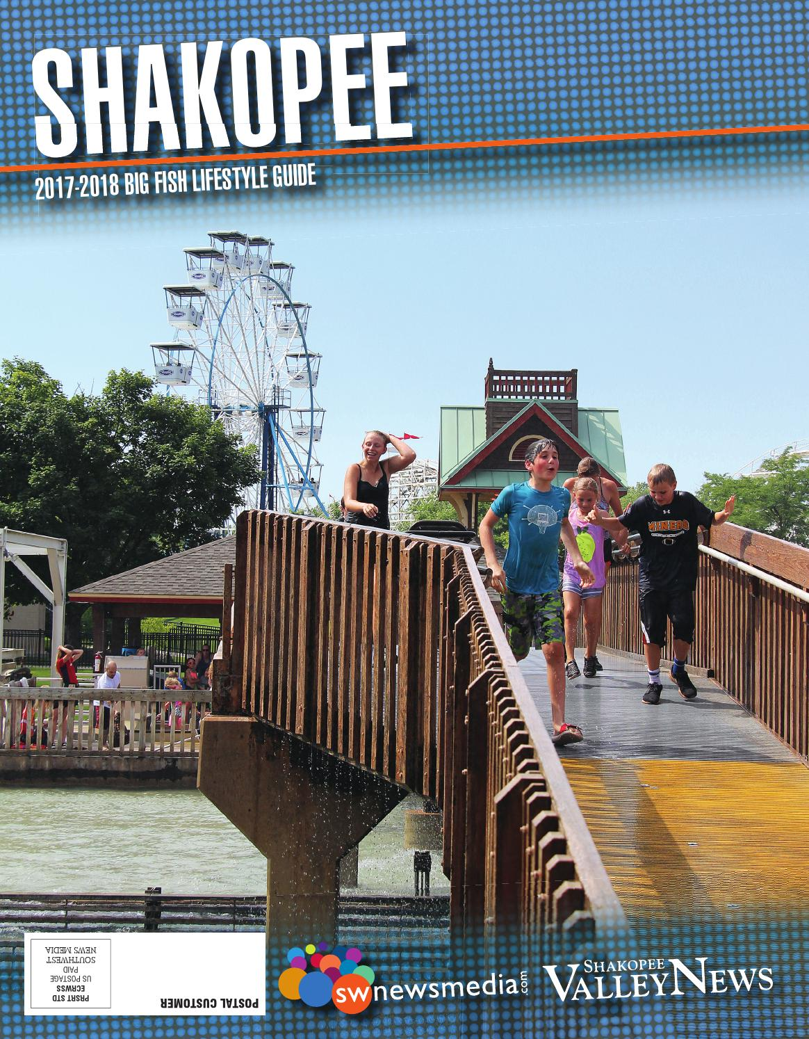 Shakopee Lifestyle Guide 2017-2018 by Big Fish Works - issuu