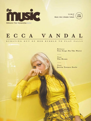 The Music (Melbourne) Issue #210 by TheMusic com au - issuu