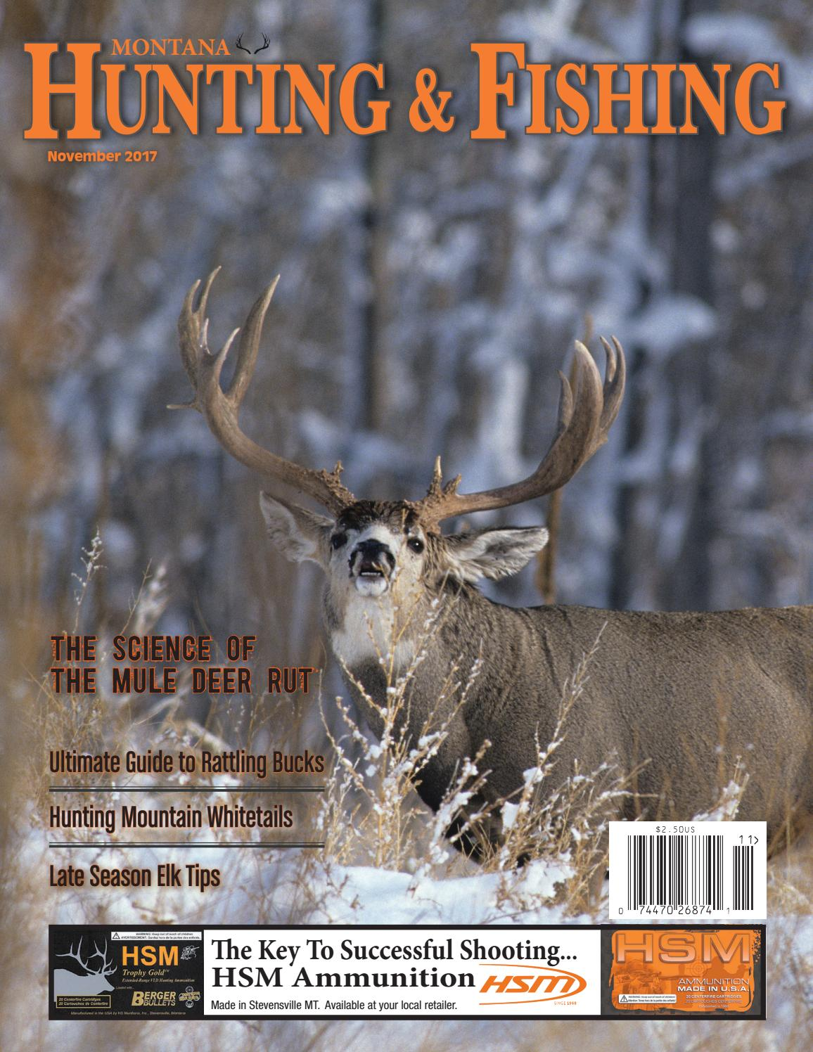 127a216ead0 Montana Hunting   Fishing News - November 2017 by Amy Haggerty - issuu
