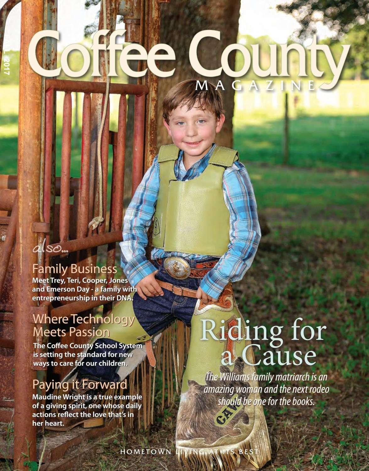 Coffee County Magazine September 2017 By With You In Mind Publications Issuu